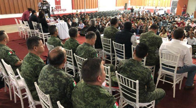 Estado de México: Rechazo unánime a aeropuerto de Santa Lucía en foro público de Sedena (La Jornada)
