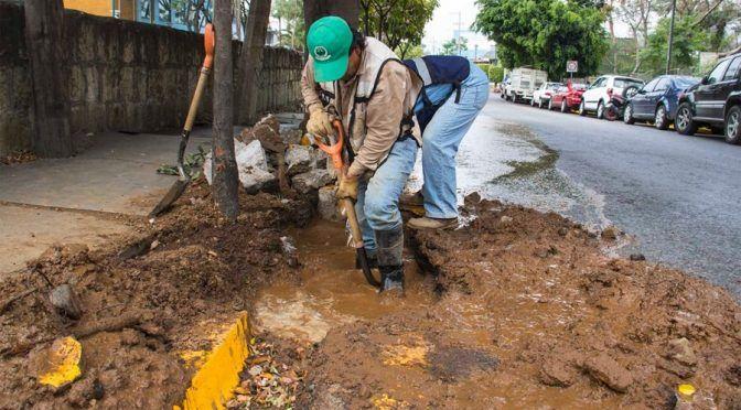 Oaxaca: Se reduce 50% la captación de agua (El Imparcial)