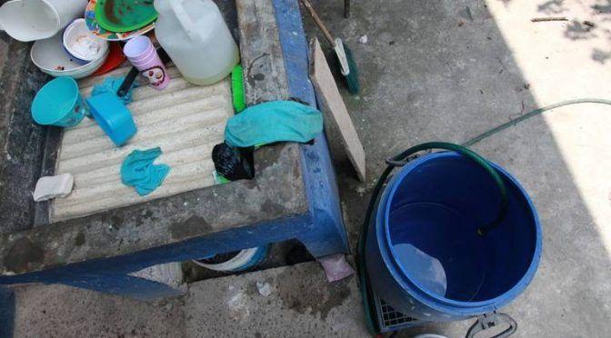 Veracruz: posible desabasto de agua en Veracruz-Boca del Río-Medellín (El Diario de Xalapa)
