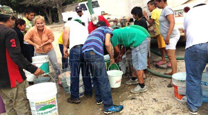 Tamaulipas: La crisis de agua y su punto de inflexión electoral (El diario)