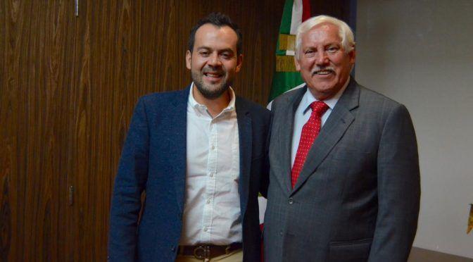 Zacatecas: Busca Ulises Mejía proyectos para aprovechar el agua (trópico de cancer)