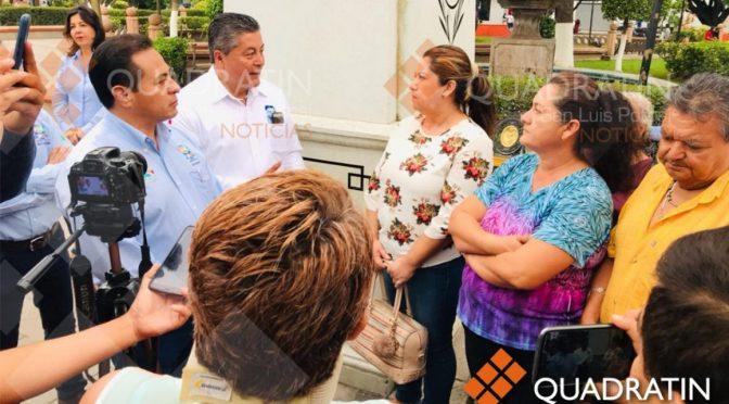 San Luis Potosí: Crece conflicto entre colonos y fraccionadores por falta de agua (Quadrantín)