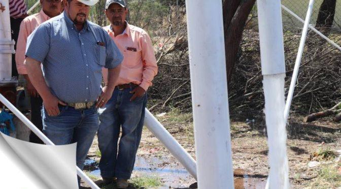 Chihuahua: Rehabilitación integral del sistema de agua potable en El Tule (El Sol de Parral)