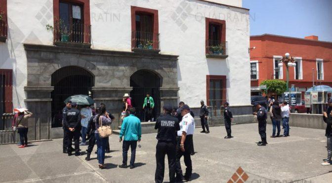 Tlaxcala: Cierran canal de agua contaminada en cultivos, campesinos reclaman (Quadrantín)
