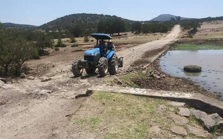 Hidalgo: Combaten vecinos el crecimiento de flora nociva (El Sol de Hidalgo)