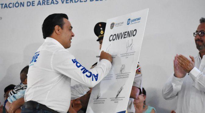 Querétaro: garantizan a 12 mil queretanos suministro de agua (AM Querétaro)