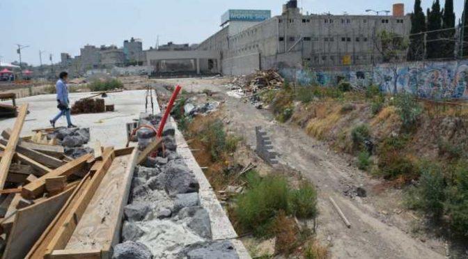 CdMx: Con inversión de 50 mdp recuperarán parque hídrico en Iztapalapa (Pacozea)