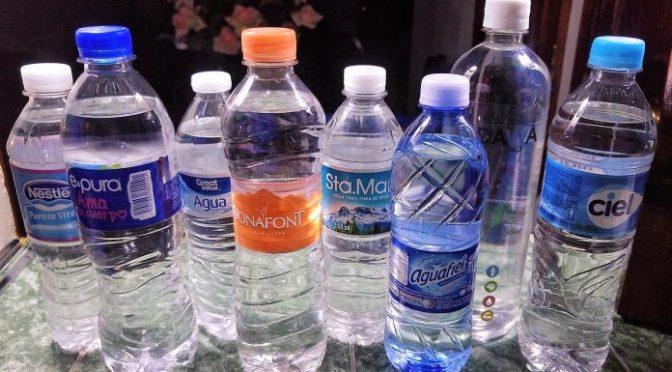 CDMX: Capitalinos gastan más de 4 mil millones de pesos anuales en agua embotellada (al momentoMX)