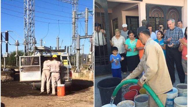 Tamaulipas: Continúan promesas , por la crisis del agua en esta Ciudad (El Diario de Ciudad Victoria)