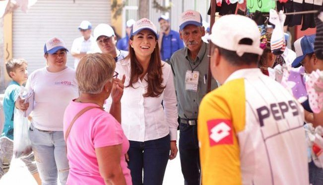 Aguascalientes: Tere Jiménez pondrá fin a concesión del agua con empresa privada en Aguascalientes (El Universal)