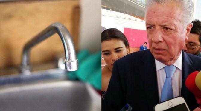 Torreón: La alternativa es perforar nuevos pozos: Jorge Zermeño (Milenio)