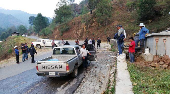 Oaxaca: Simuilación de acuerdos reactivaría conflicto  en los Mixes (El Imparcial)