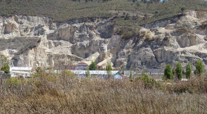 Chiapas: Construirán humedal artificial (Cuarto Poder)