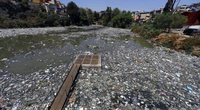 CDMX: Limpiaran presas y drenaje ante lluvias (omnia)
