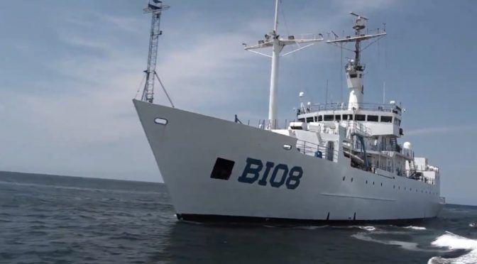 Semar realiza investigación oceanográfica en Sonora y Sinaloa (La Jornada)
