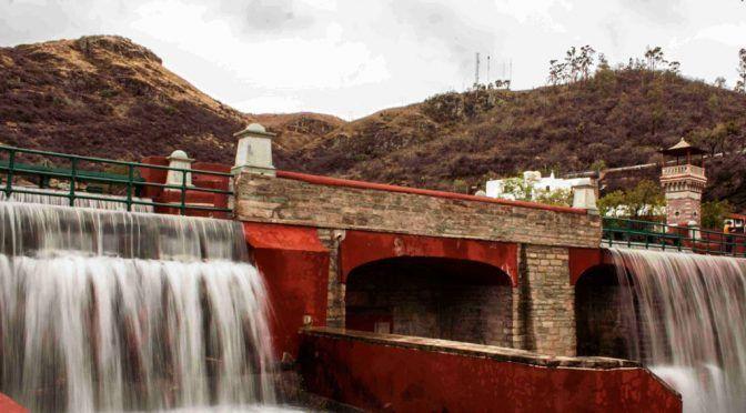 Guanajuato: Invaden algas los bordes de la Presa de la Olla (zona franca)