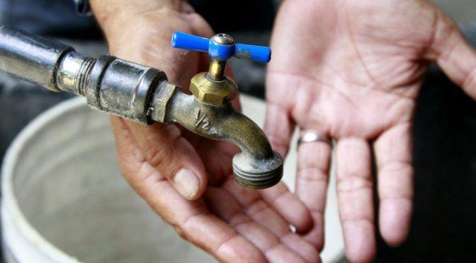 Calor extremo deja sin agua a Yucatán (La Verdad Noticias)