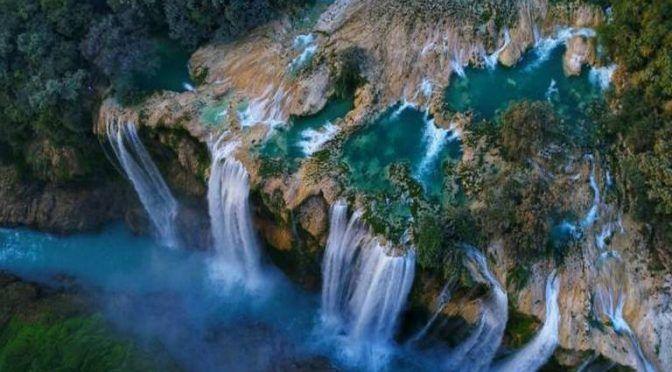 San Luis Potosí: Cascadas de Tamul y Tambaque se queda sin agua (El Sol de San Luis)