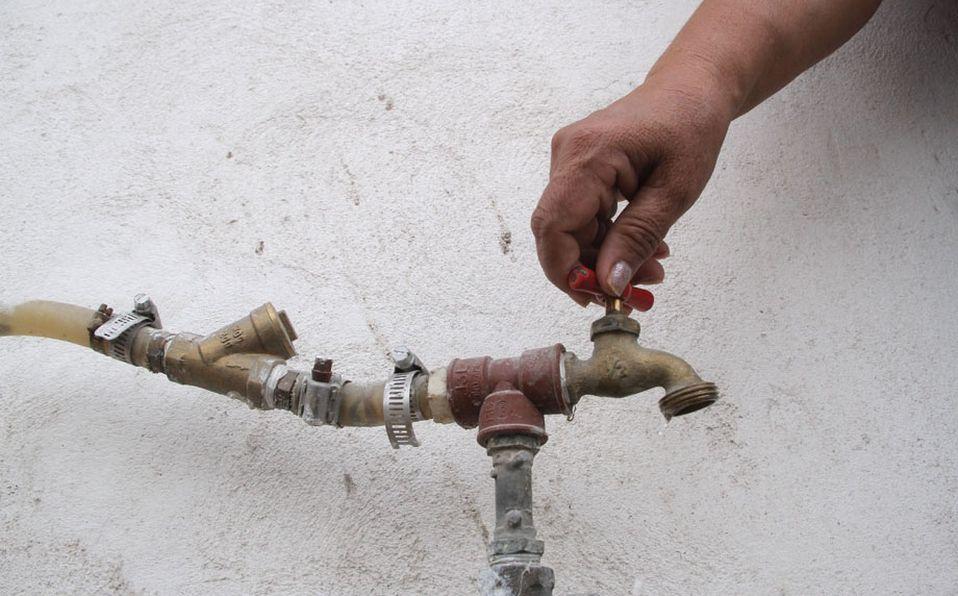 """Coahuila: En Torreón Jardín también """"sufren por falta de agua (MILENIO)"""