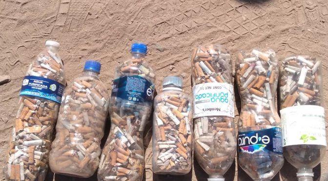 CdMx: La empresa mexicana que convierte colillas de cigarro en papel (Milenio)