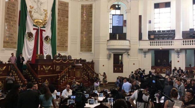 Congreso de CDMX propone implementar jardines infiltrantes en espacios públicos (El Economista)