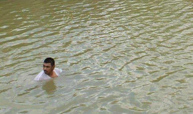 Tamaulipas: Baja nivel de agua en los canales (El mañana)