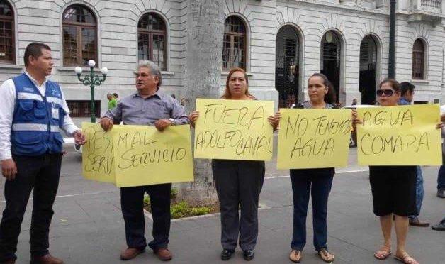 Tamaulipas: Miles de familias sin agua desde hace mes y medio (El mañana)