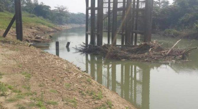 Tabasco: Macuspana en riesgo de quedarse sin agua (Diario Presente)