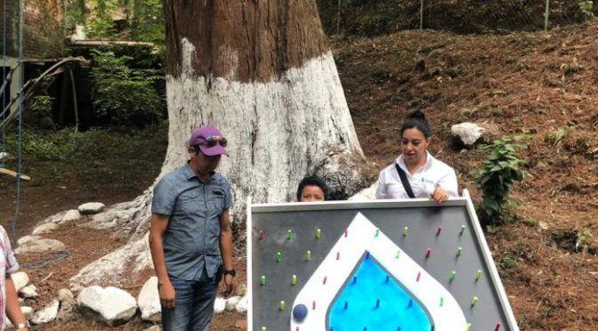 Michoacán: SAPA de Zitácuaro celebró el Día del Niño en la zona de los manantiales de La Carolina ( El clarin)