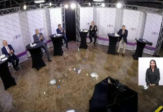 Baja California: Agua y deuda con UABC, temas del último debate (La jornada)