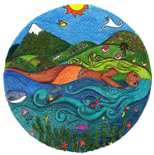 La importancia del agua en los ecosistemas naturales (infografía)