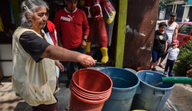 CDMX: Dotar agua a Iztapalapa, deuda histórica (Diario basta)
