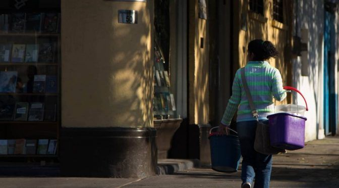 PRD pide abasto de agua potable y cuota fija en todas las colonias de CDMX (Publimetro)