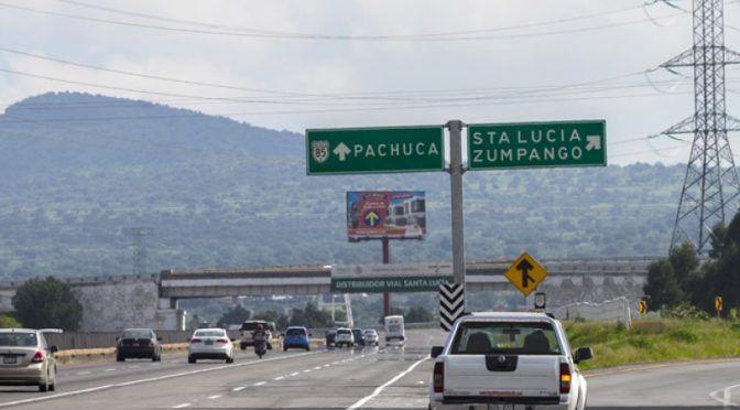 Estado de México: Funcionario de la Caem reconoce déficit de agua en región de Santa Lucía (La jornada)