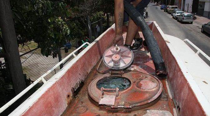 San Luis Potosí: detecta Coepris anomalías en pipas de agua (Pulso SLP)