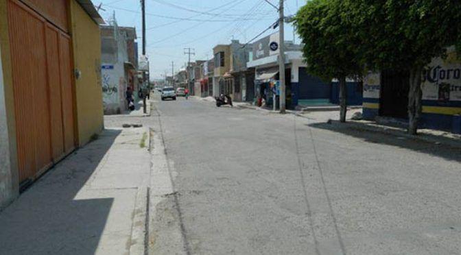 Guanajuato: Aquejan condiciones insalubres por el agua que se introduce a las viviendas (El Sol de Salamanca)