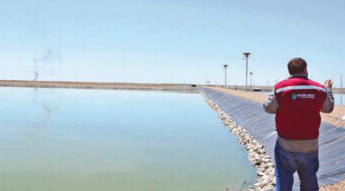 "Baja California: Agricultura: ""foco rojo"" del agua (La Voz de la Frontera)"