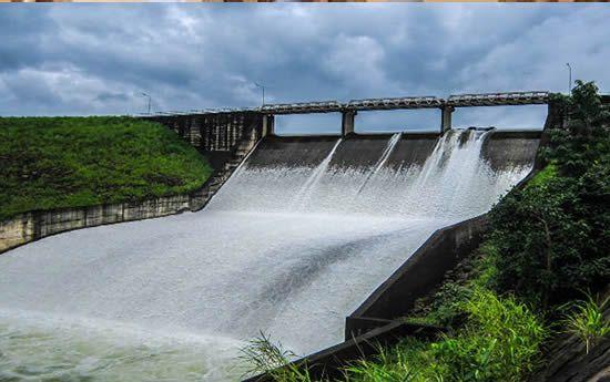 México/EE.UU: Las hidroeléctricas dañan ecosistemas costeros, concluye estudio