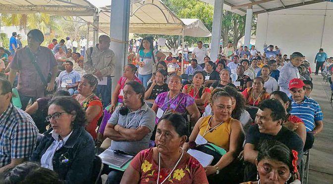 Oaxaca: Contaminación domina consulta indígena en el Istmo (NVI Noticias)