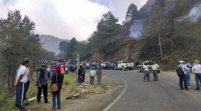 Oaxaca: Narcos y armados detonan guerra mixe por el agua (netnoticias.mx)