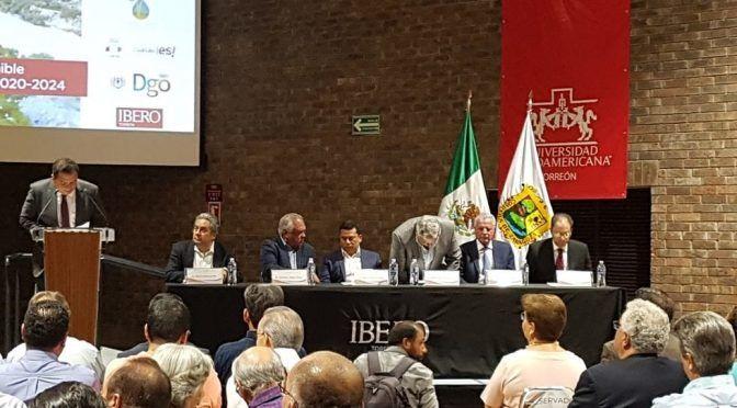 Coahuila: insiste Jorge Zermeño en traer agua de las presas para potabilizarla (Vanguardia)