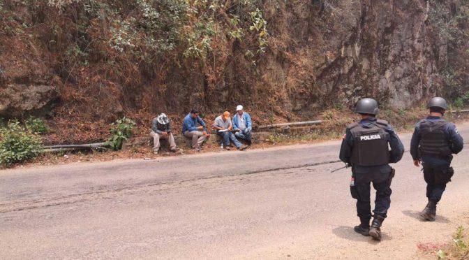 Oaxaca: Rehabilitan líneas de abasto de agua en región mixe de Oaxaca (Milenio)