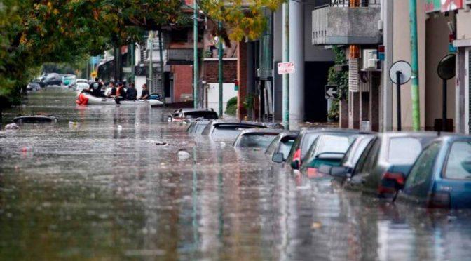 Argentina: Presentan un libro de 79 científicos sobre los riesgos de inundación (Pulsonoticias)