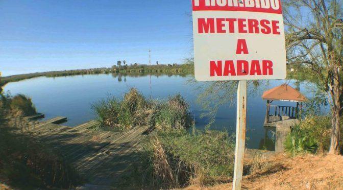 Tamaulipas: Laguito de agua verde (El mañana)