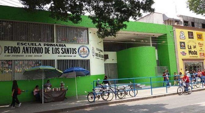San Luis Potosí: Las escuelas públicas no pagan el agua (Pulso)