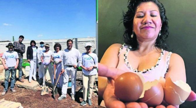 México: Limpian río Lerma con filtro de cascaras de huevo y cal (El Universal)