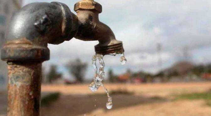 Tamaulipas: falla bomba y deja sin agua a media ciudad (Expreso.press)