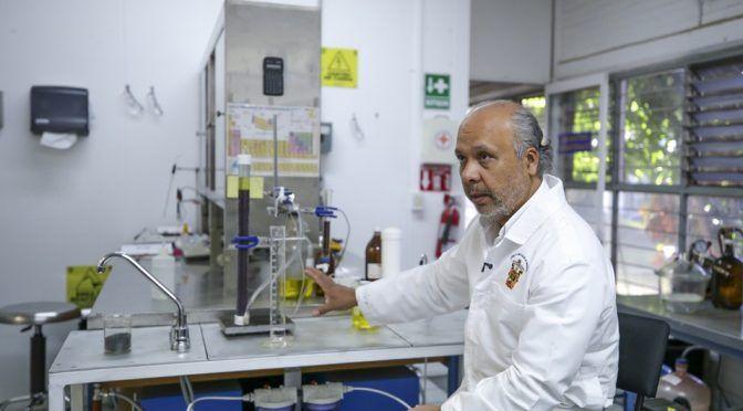Guadalajara: Crean en la UdeG producto para retirar arsénico del agua (Milenio)