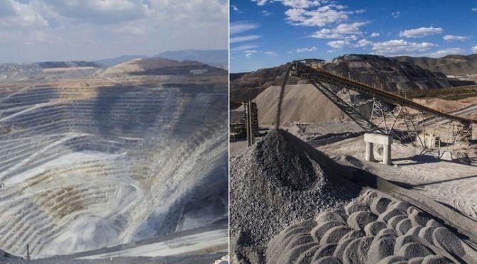Goldcorp, la minera que explota y contamina el agua en Zacatecas (Regeneración)