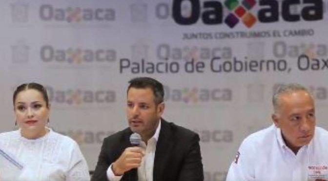 """Oaxaca: Murat presume """"solución histórica"""" por conflicto de agua entre comunidades mixes (Proceso)"""